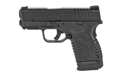 """SPRGFLD XDS 9MM 3.3\"""" BLK 8RD GEAR UP"""